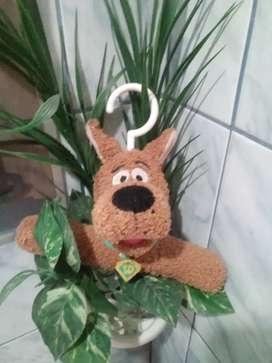 Peluche de Scooby Doo, perro, juguete, colgador para ropa de niños, accesorios o colección.