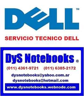 DELL SERVICIO TECNICO NOTEBOOK y NETBOOK