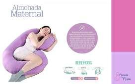 Almohada maternal o de lactancia