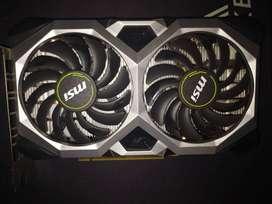 GTX 1660 TI MSI VENTUS 6 GB