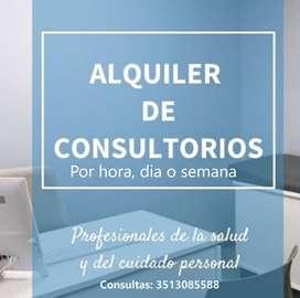 ALQUILAMOS CONSULTORIOS Y SALON PARA CONFERENCIAS