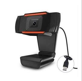 Web Cam FULL HD 1080P Camara con Micrófono Nuevos