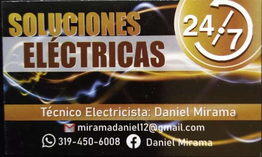 Soluciones eléctricas 24/7 0