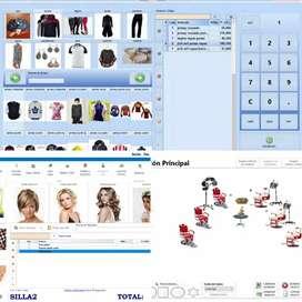 Software punto de venta de fácil manejo para cualquier comercio.