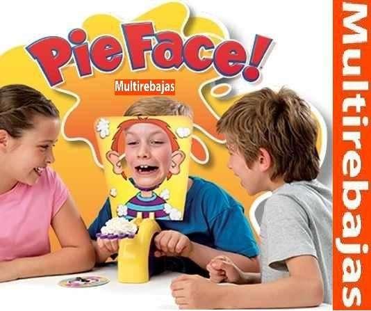 Pie Face Juego de Mesa Pastelazo 0