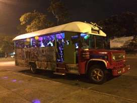 Chivas Rumberas por la ciudad