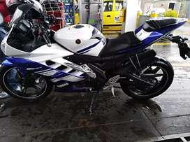 Yamaha r15 mod 2017