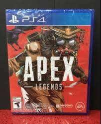 juego ps4 APEX LEGENDS (usado)