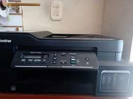 Impresora brother t710