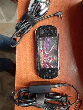 Playstation Portable Psp 3001