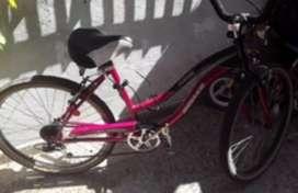 Bicicleta rodado 26 Playera con cambios Roller Classic
