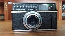 Camara De Fotos Voigtlander Bessy K Prontor 200. *1952