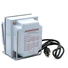 Transformador Hurricane 500w Adaptador 220/110v Ac +delivery