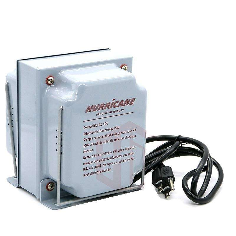 Transformador Hurricane 500w Adaptador 220/110v Ac +delivery 0