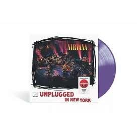 Nirvana - MTV Unplugged In New York Ed. Limitada Vinilo LP Acetato