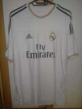 Camiseta Real Madrid 2014 Tipo Aficionado 100% Original