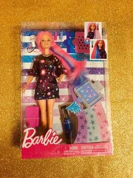 Barbie Peinados Magicos Mattel Hasbro