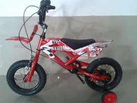 Bicicletas Aro 12 Tipo Moto