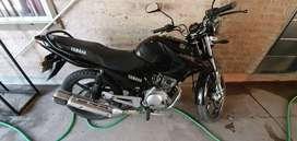 Yamaha ybr full