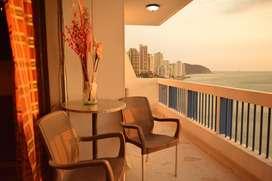 HERMOSO apartamento frente a la playa en el RODADERO