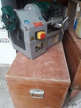 """Roscadora de gas de 1/2a2"""" marca fmt poco uso"""