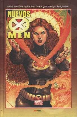 Nuevos X-Men Vol. 3 Best of Marvel Essentials