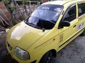Taxi marca hyundai atoz