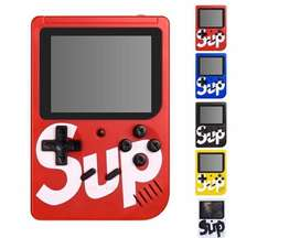 Mini Consola Sup Game Box 400 Juegos