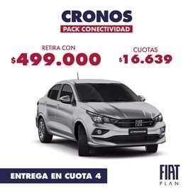 RETIRA TU FIAT CRONOS PREADJUDICADO CON $499.000