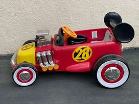 Carro electrico marca disney