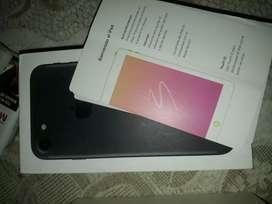 Iphone 7 buen estado tiene clave de pantalla es libre color negro sin ralladadura