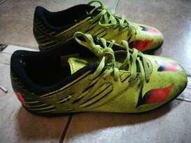 Botines Futbol 5 Messi Niño
