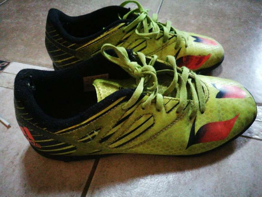 Botines Futbol 5 Messi Niño 0
