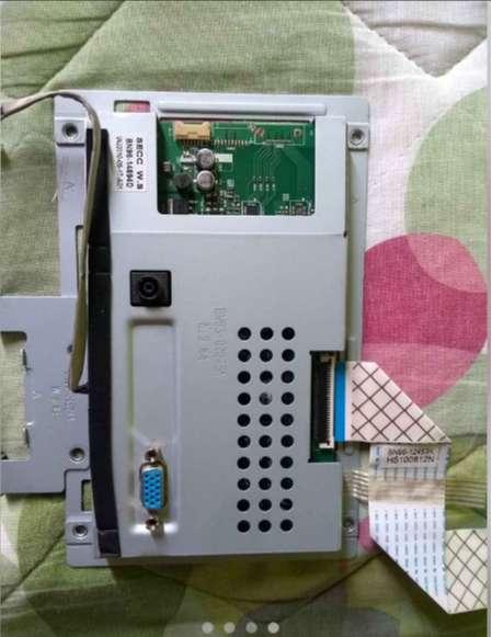 Vendo board (tarjeta) para monitor Samsung SyncMaster bx1931 0