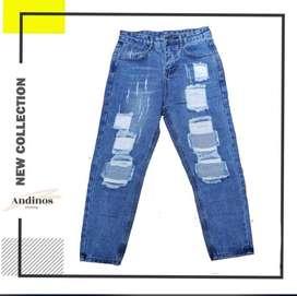 Jean para dama