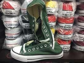 zapatos converse para damas y caballeros