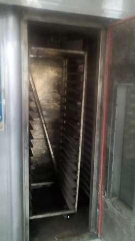 Vendo horno giratorio