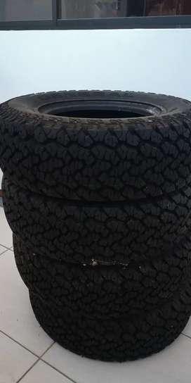 Neumáticos General