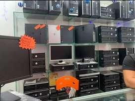 Ofertq computadores hp intel dual core com monitor ocd garantía factur