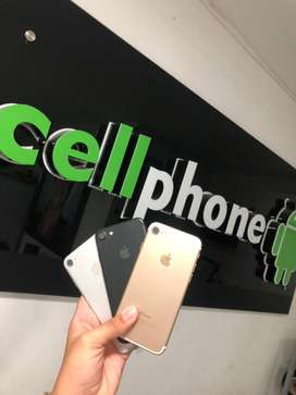 Iphone 7 Supeeeeeer precio en @cellphone