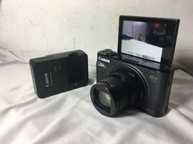Cámara Digital Compacta Canon Powershot Sx740 Hs De 20.3