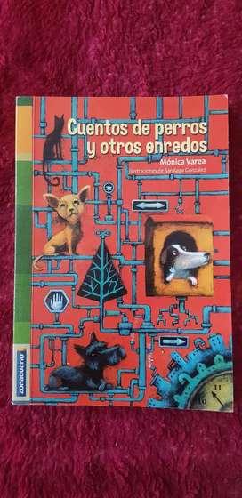 Libro Cuentos de perros y otros enredos