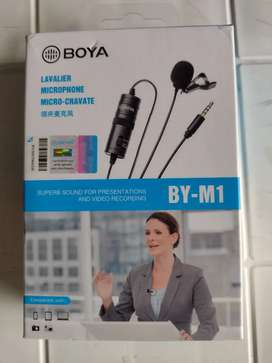 Micrófono condensador BOYAH M1