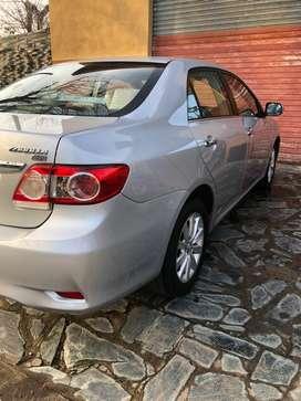 Toyota corolla 2012 Seg A/T
