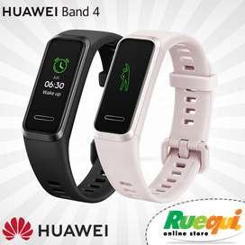 Huawei Smart Band 4 Original Blanco - Negro - Naranja