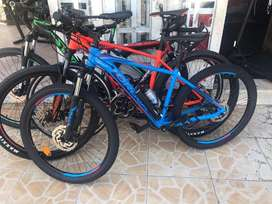Vendo Bicicleta totalente nueva