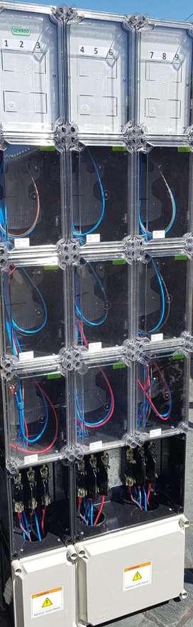 Gabinetes Multiple / Materiales Electricos / Envios La Plata s/c
