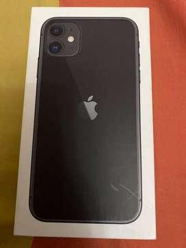 Iphone 11 nuevo con garantia de un año