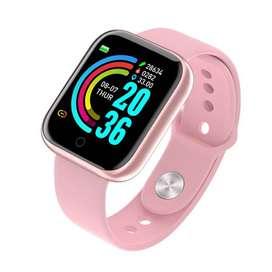 Reloj Inteligente Smartwatch Para Dama Deportes Notificaciones Whatsapp Bluethoot