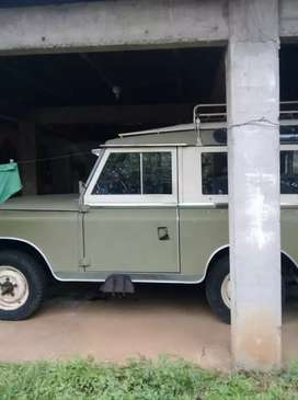Carro Land Rover